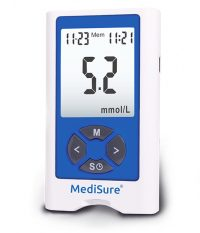 MediSure Blood Glucose Meter